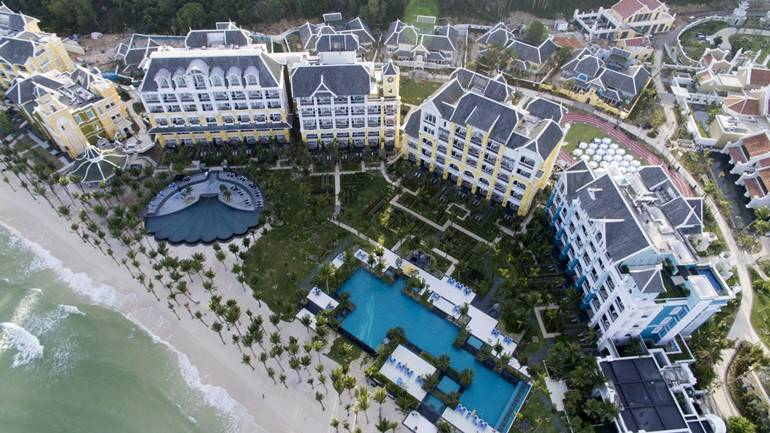 JW Marriott Phu Quoc Emeraude Bay Resort & Spa