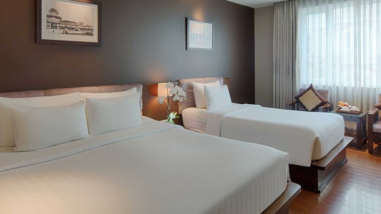 Grand Silverland Hotel & Spa en Saigon